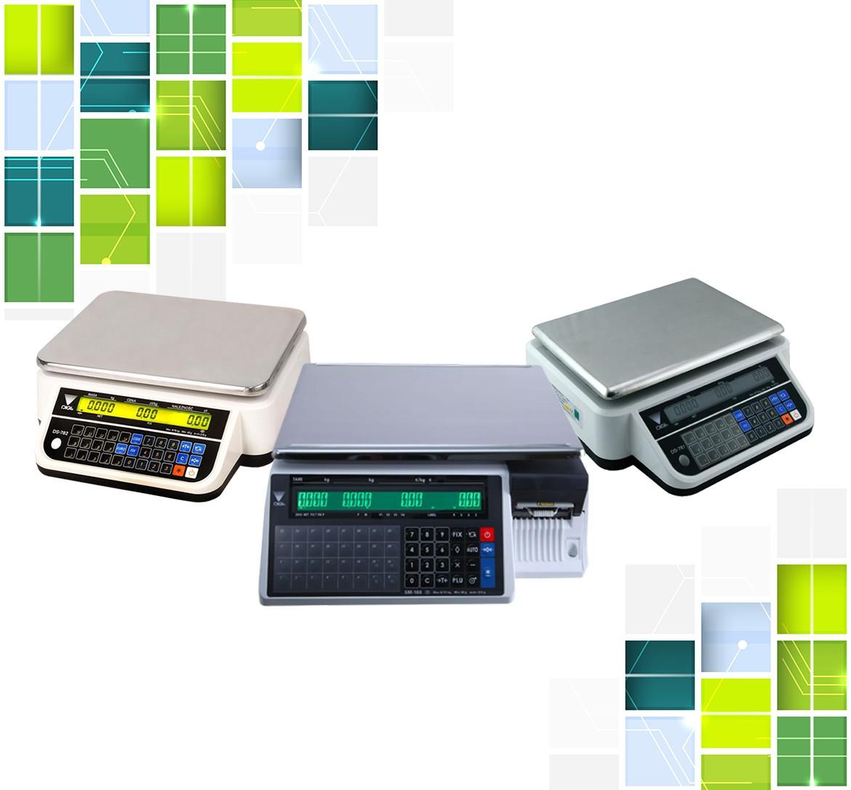Wagi elektroniczne Digi - DS-782, SM-100 CS, DS-781