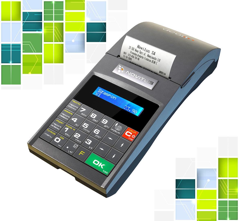 Mobilna drukarka fiskalna dla firmy
