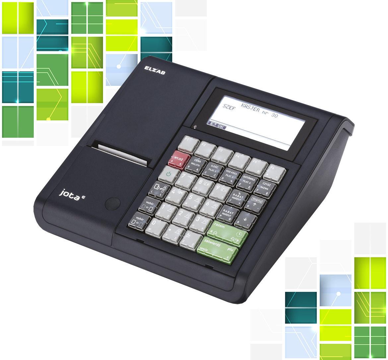 Elzab Jota E - kasa fiskalna z kopią elektroniczną