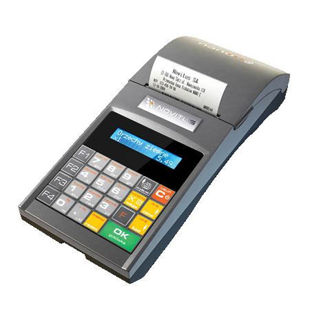 Nano E - kasa rejestrująca marki Novitus