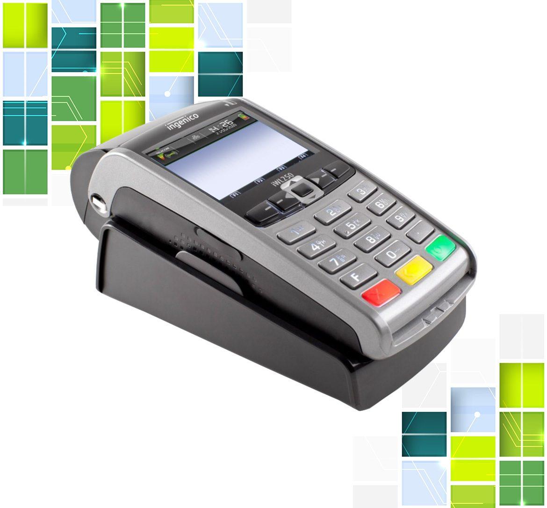 Terminal do przyjmowania płatności kartą