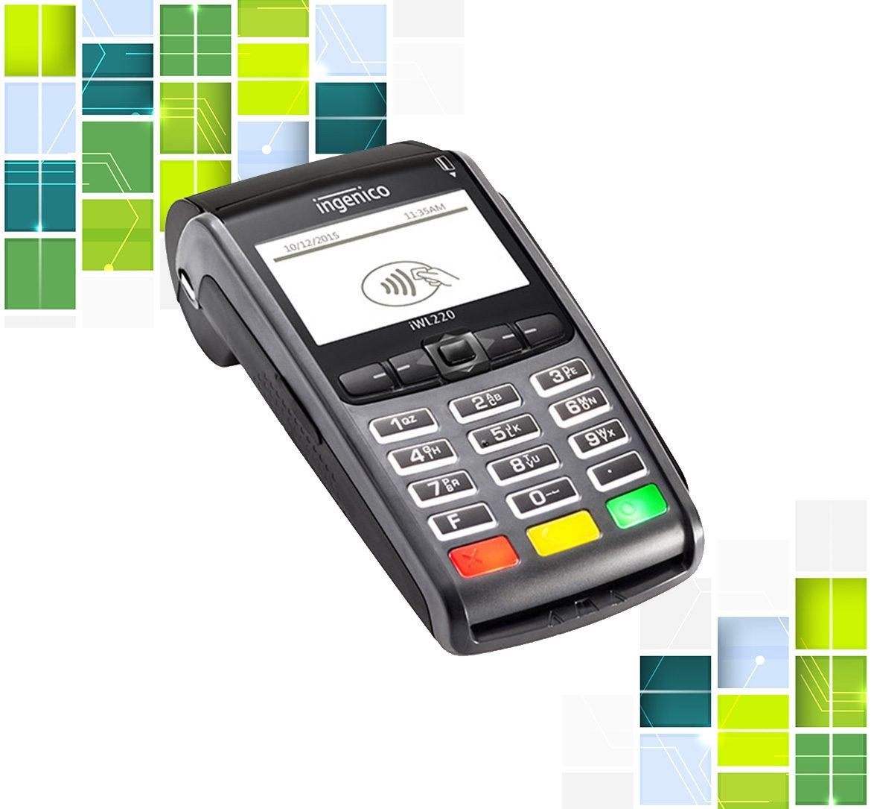 Terminal płatniczy marki PayTel